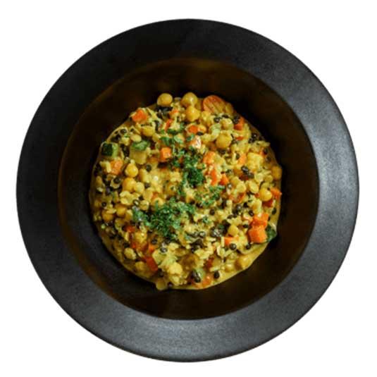 Ratatouille quinoa